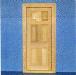 Dolls House interior door